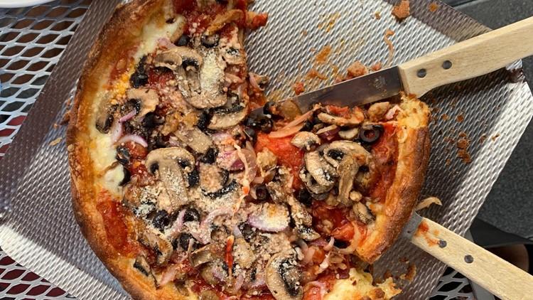 Deep Dish Pizza Fat Pie
