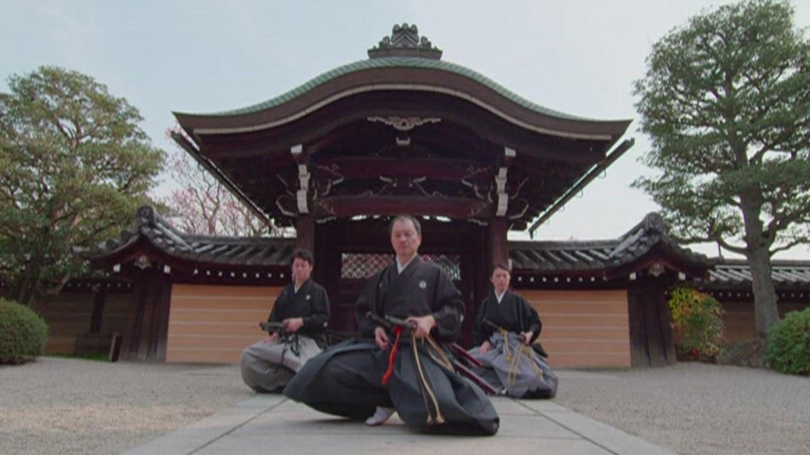 Secrets of the samurai revealed