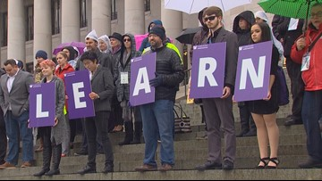 Family's suicide scare a lesson as advocates in Olympia call for changes