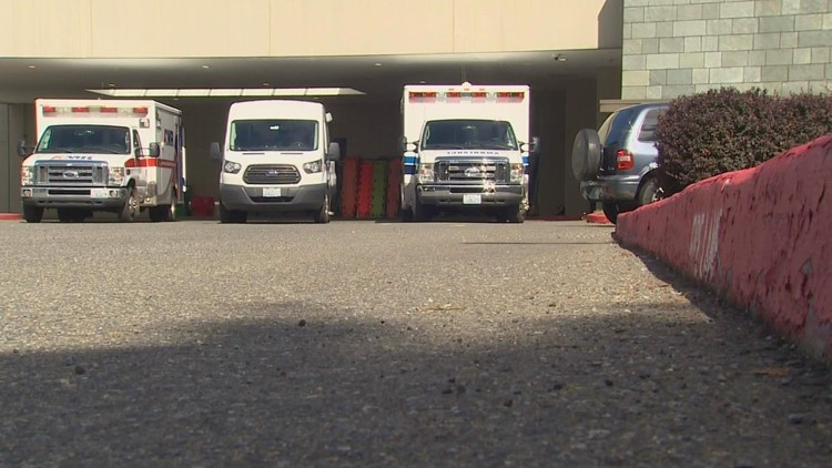Officials hope 10 COVID-19 deaths within a day at Olympia hospital prompt vaccinations