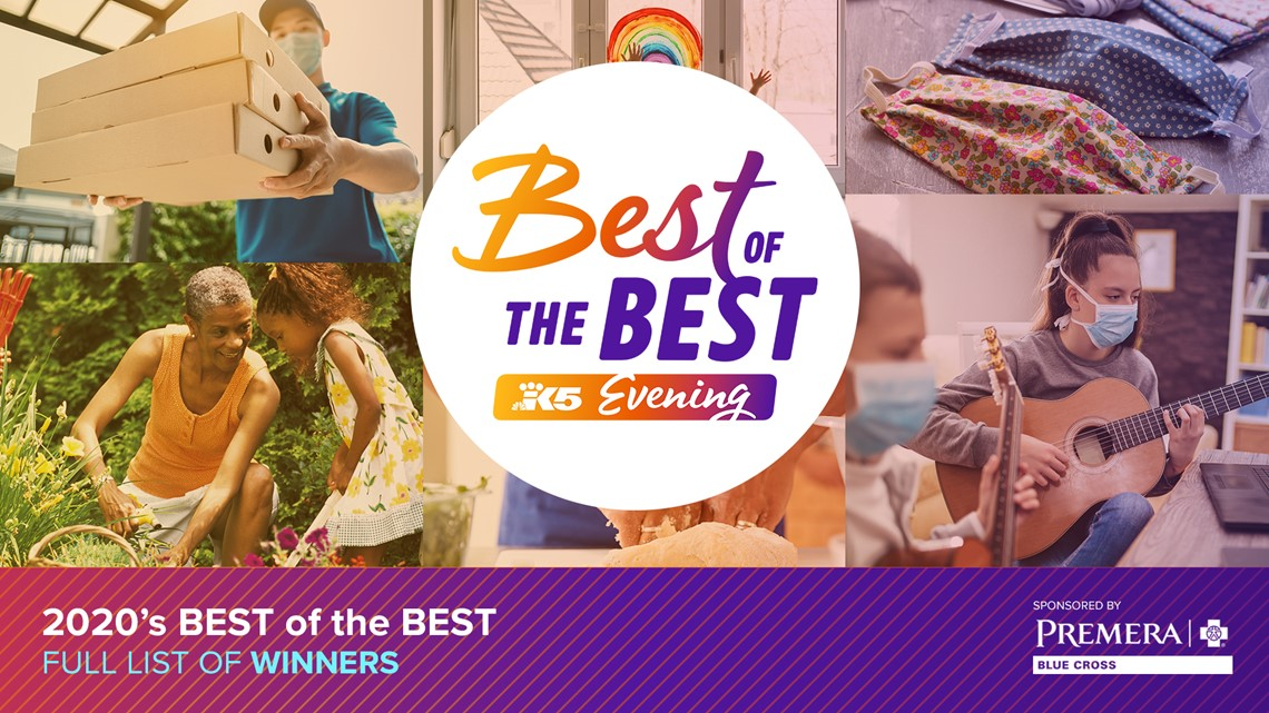 2020's Best of the Best Special - Full Episode, KING 5 Evening