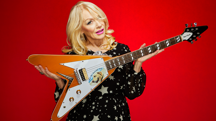 Rockstar Nancy Wilson goes solo with her album, 'You and Me' - New Day NW