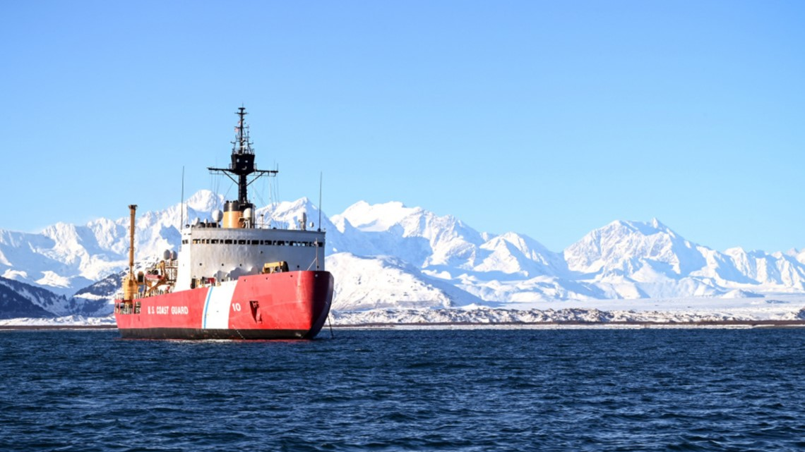Coast Guard icebreaker Polar Star returns home to Seattle after historic mission