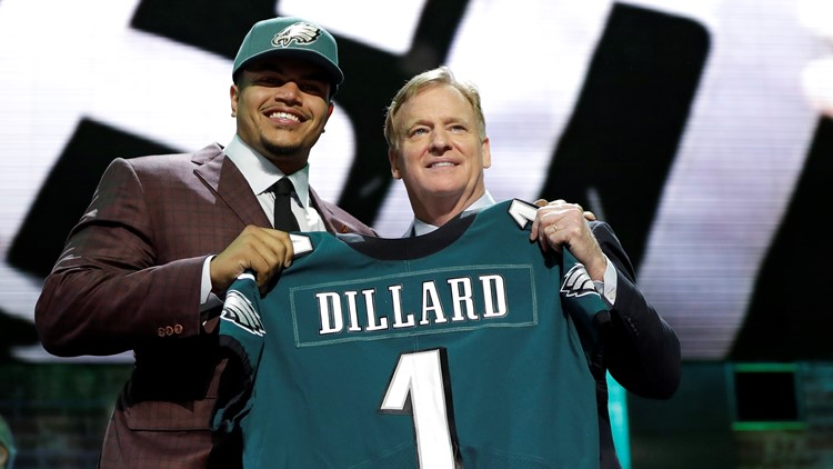 Image result for andre dillard eagles