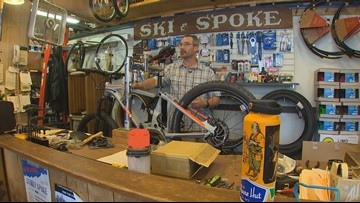 Seattle business owner says prices for outdoor gear have noticeably increased due to Chinese tariffs
