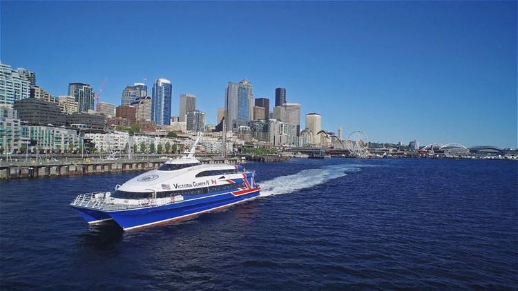 Victoria Clipper, Black Ball Ferry optimistic on US-Canada border reopening