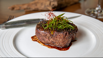 Ascend Prime Steak & Sushi offers an elevated dining experience