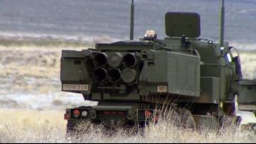 Army, Air Force shaping future of rocket warfare at JBLM