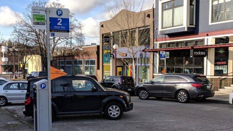 Seattle increases street parking rates for some neighborhoods