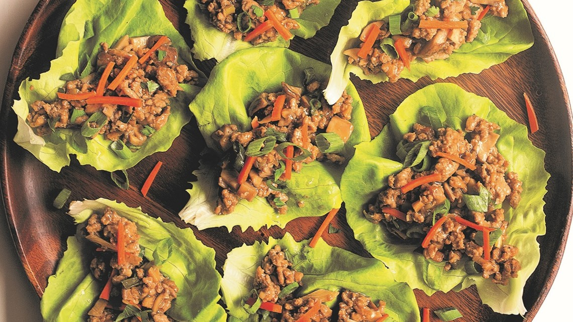 Try making these Chicken Lettuce Cups for a delightful summer supper