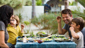 Misha Collins' guide to tackling family meals
