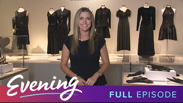 Tues 9/10, Little Black Dress Exhibit at the Washington State History Museum in Tacoma, Full Episode, KING 5 Evening