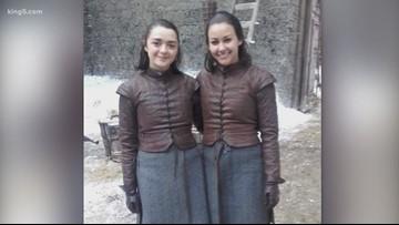 Seattle-area gymnast was Arya Stark's stunt double on Game of Thrones