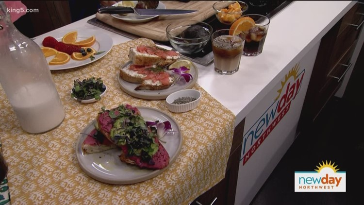 Bellden Cafe serves up coffee, acai bowls, and salads with a side of charity