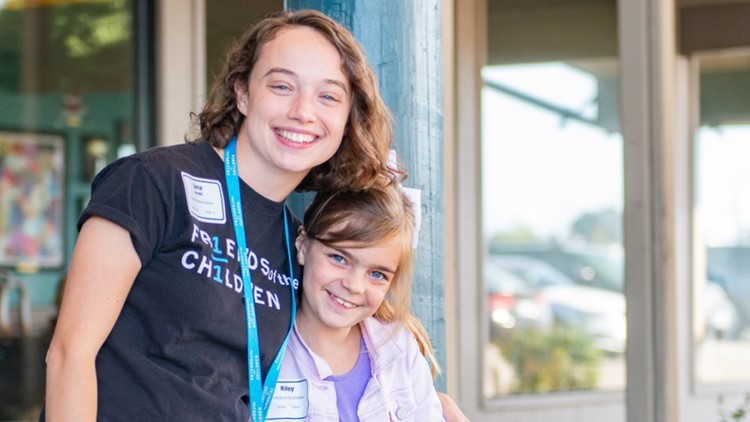 These mentors make a huge difference in Western Washington kids' lives
