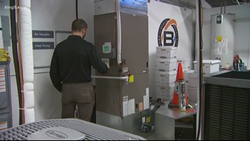 Bellingham considers ban on heating homes with natural gas