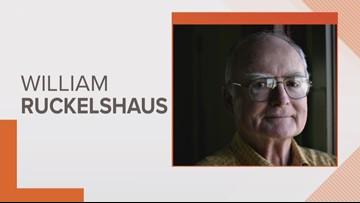 William Ruckelshaus dies at 87