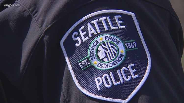 Seattle police watchdog says officer who drove SUV toward protesters violated policies