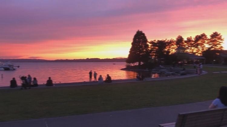 Kirkland Sunset