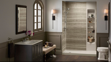 Now is a great time to give your bathtub or shower a shiny new upgrade