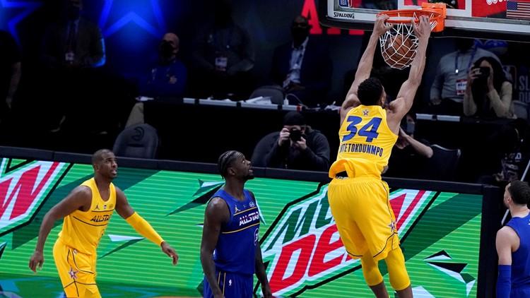 Still perfect: Team LeBron wins NBA All-Star Game 170-150
