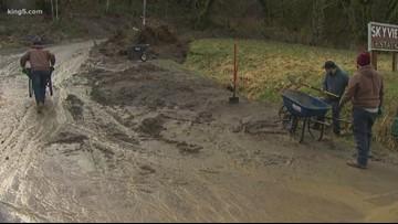 Lidar tech reveals landslide risk in Washington