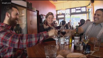 That's Amore serves great Italian food- and views - KING 5 Evening