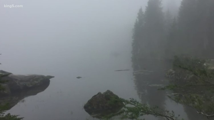 Hiking Heather Lake: Ben There, Done That