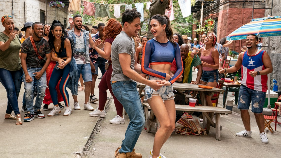 Exuberant movie musical 'In The Heights' is full of hope and joy
