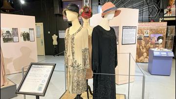 The new exhibit, Sparkle, highlights Renton's fashion history - New Day Northwest