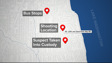 Suspect charged in North Seattle shooting rampage that