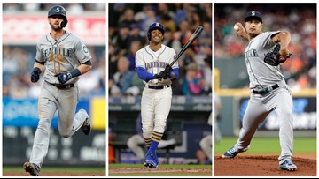 Mariners reach deals with Haniger, Smith, Tuivailala