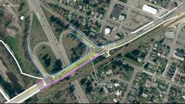 Project to improve traffic flow in Sumner to start on Monday