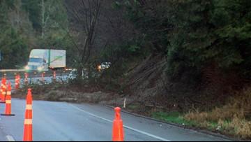 Wet January leads to landslides across western Washington
