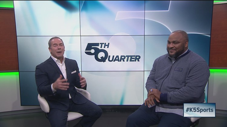 Seahawks great Walt Jones tells a story about slapping Matt Hasselbeck