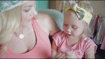 How a leap of faith started a local mom's fashion forward business - KING 5 Evening