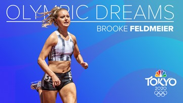 Olympic Dreams: Olympia native to compete in 800 meter race qualifying event