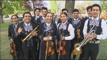 Mariachi means success for these Wenatchee students