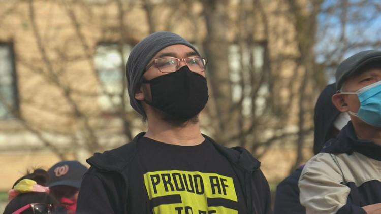 Facing Race: Washington sees surge in Asian activism