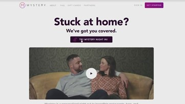 Seattle startup brings a mystery date to your home while supporting local businesses