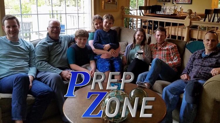 Prep Zone Mike Colbrese