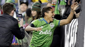 Ruidiaz, Bwana  lead Sounders past Orlando City 2-1