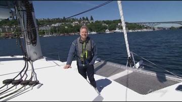 6/11, Tues, Evening Boat on Lake Union, Full Episode KING 5 Evening