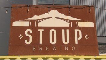 Stoup Brewing in Ballard is the perfect spot to chill on a sunny day