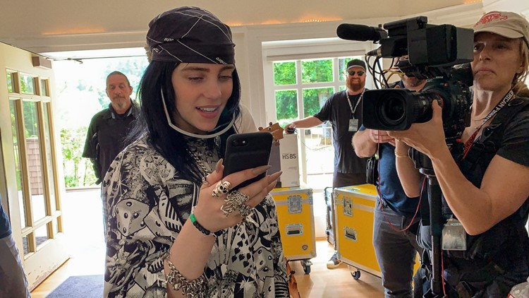 A new documentary on singer Billie Eilish drops on Apple TV+ Friday - What's On This Week