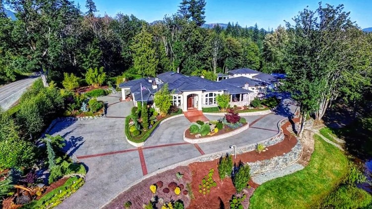 Escape city life for luxury living in Skagit County - Unreal Estate