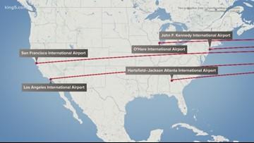 Here's why Sea-Tac Airport will not screen passengers for coronavirus