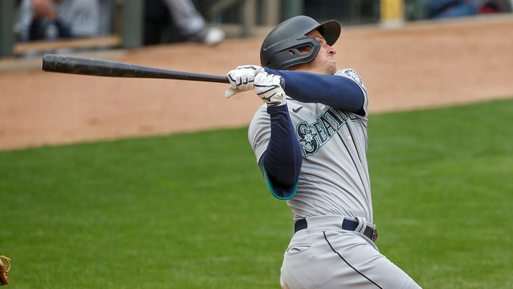 Seager HR in 9th, Mariners rally late from 6 down, top Twins