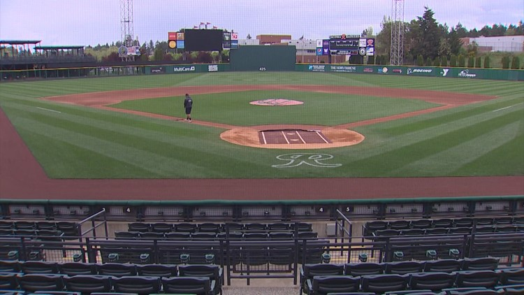 Tacoma Rainiers take the lead on creating 'vaccinated sections' at sporting events