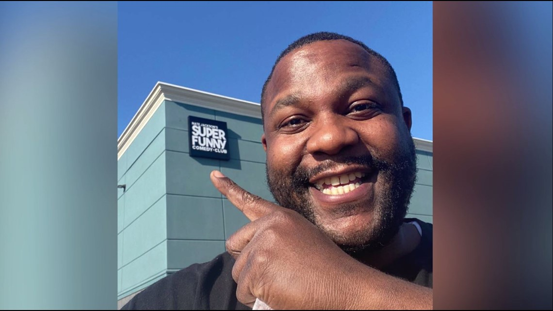 Comedian Nate Jackson brings the laughs back home to Tacoma